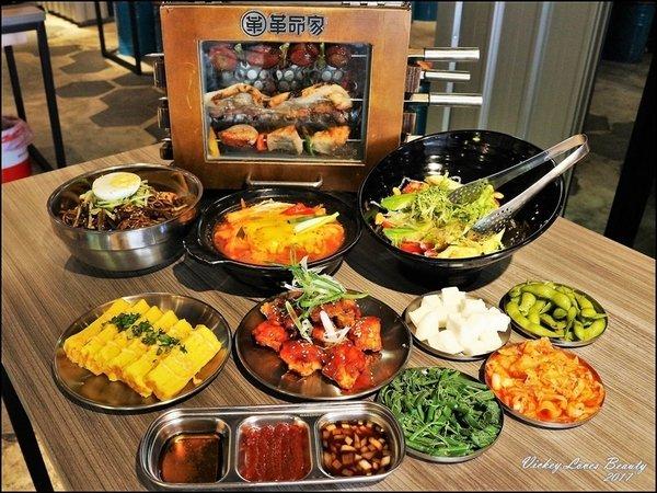 革命家 韓式碳火串燒烤