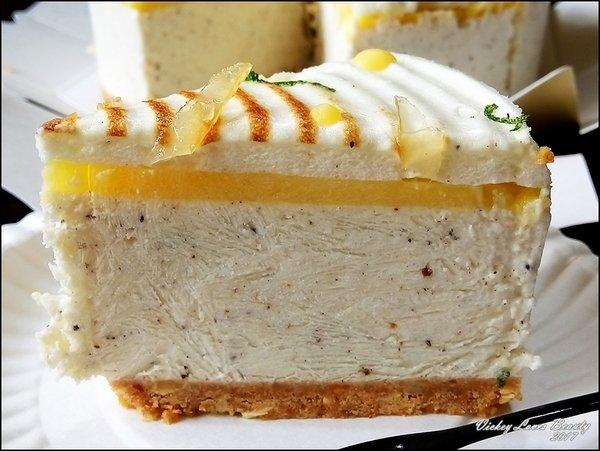 凡內莎烘焙工作:檸檬馬告生乳酪 2017父親節新品