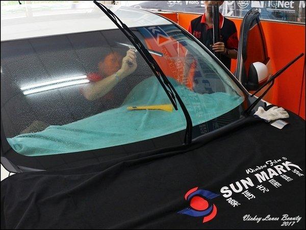 桑瑪克隔熱紙sunmark