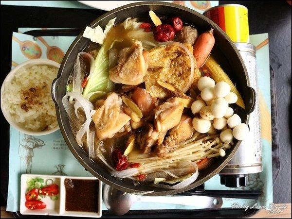 P&P 悠活館-異國料理