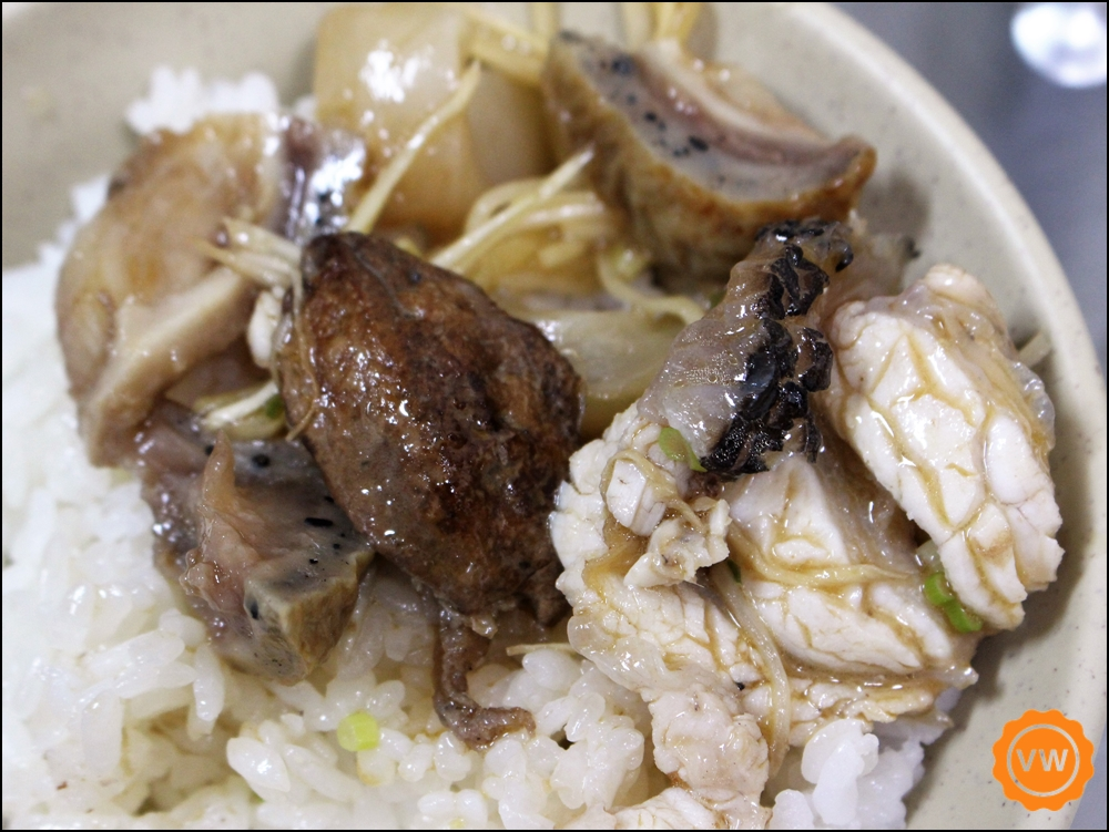 彰化-台南深海鮢過魚湯