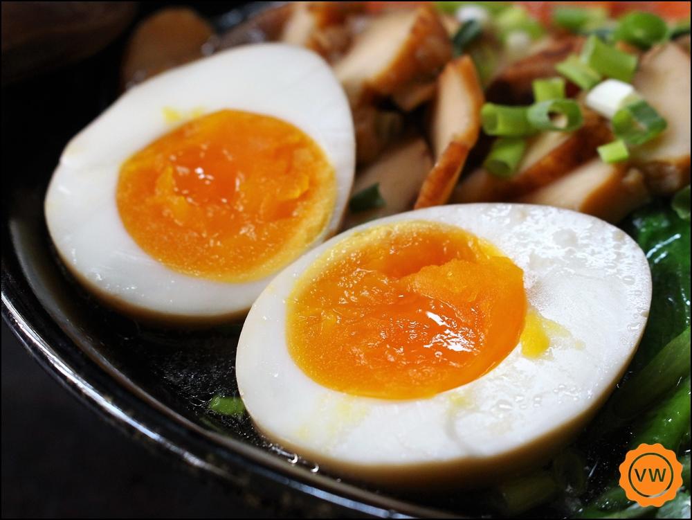 福記冷凍食品-溏心蛋