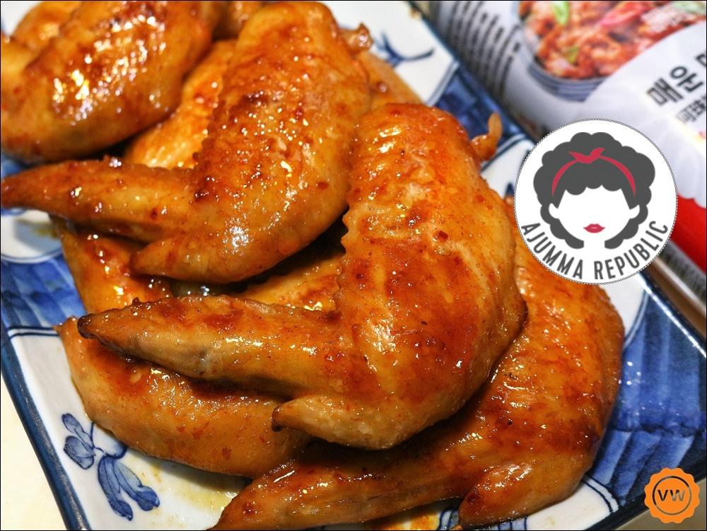 韓式醬料推薦│Ajumma阿珠嬤-韓式調味料