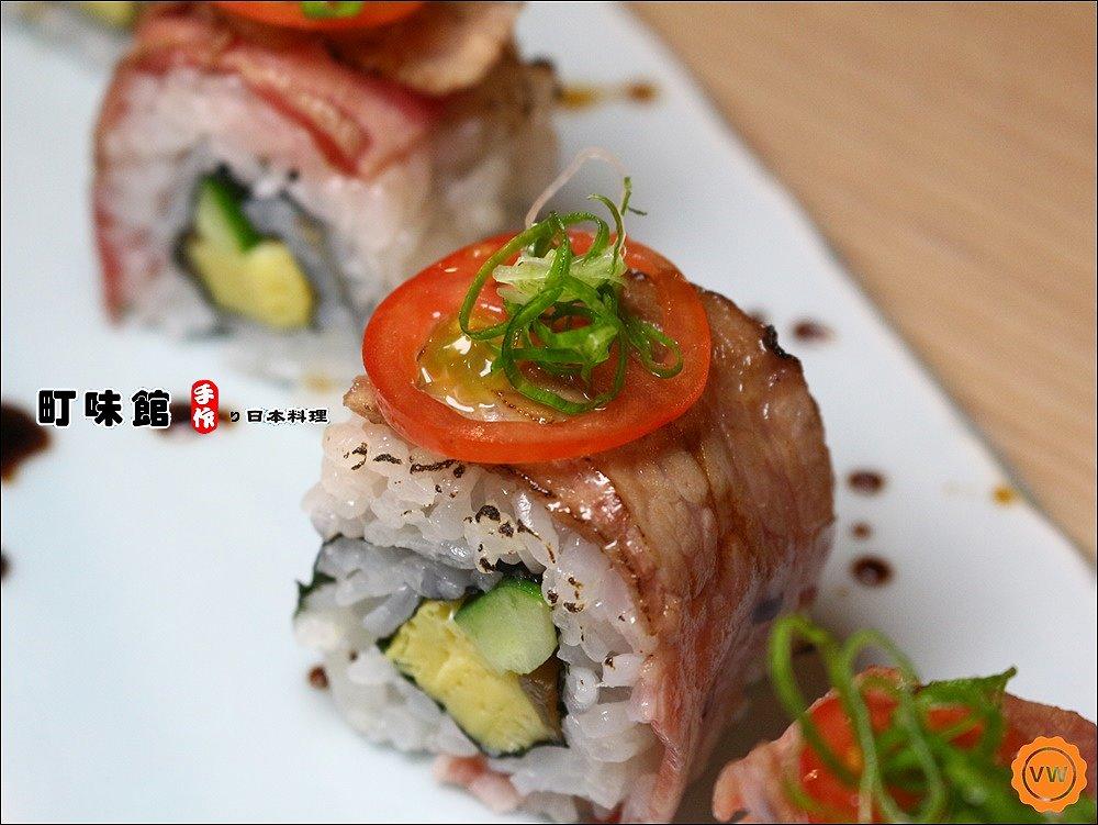 台中美食│北屯日式料理:町味館手作日本料理