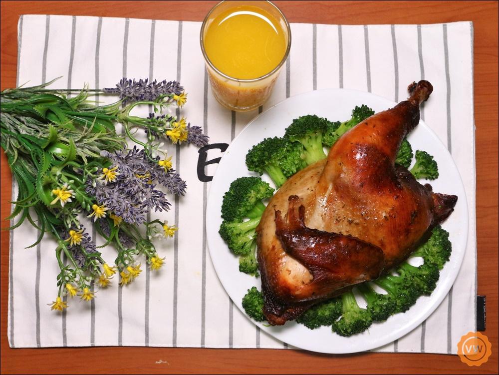 覓良食品:好漾雞-台灣正宗嫩土雞義式烤半雞&蒙特婁烤腿