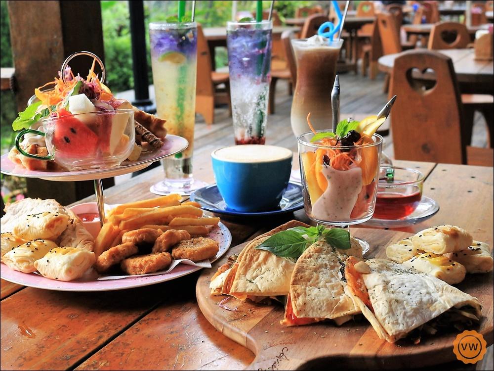 台中美食│新社景點餐廳:安妮公主花園