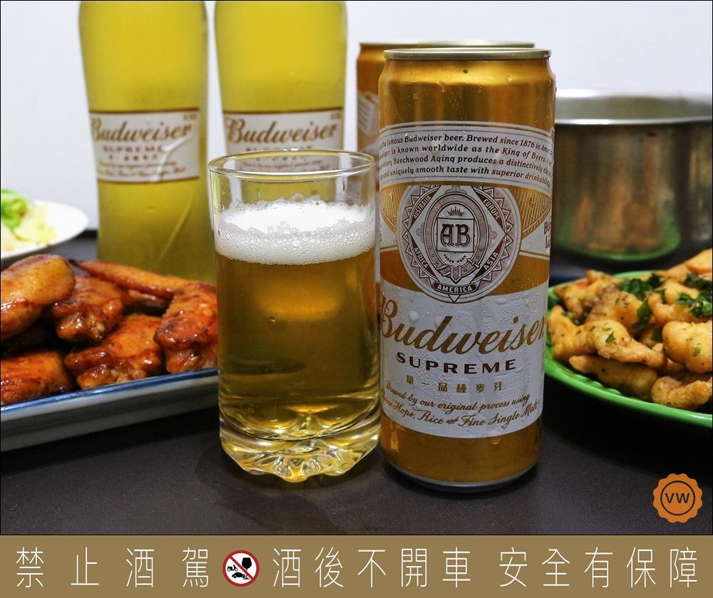 超商啤酒推薦│百威金尊Budweiser
